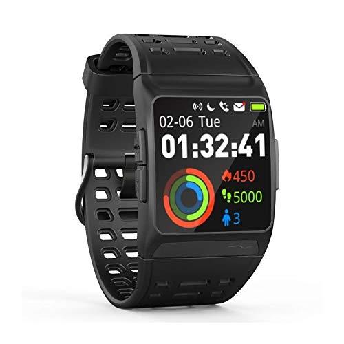 Wee'Plug Explorer III Red GPS Smartwatch Erwachsene, Unisex, Rot, One