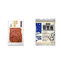 [2点セット] 飛騨山味屋 本干し大根(135g) ・信濃雪 雪豆腐(粉豆腐)(100g)