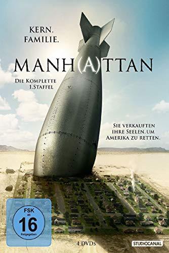 Manhattan - Die komplette 1. Staffel [4 DVDs]