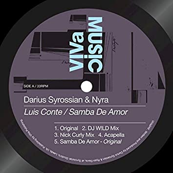 Luis Conte / Samba De Amor