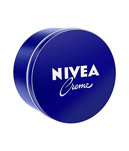 NIVEA Creme (1 x 250 ml), crema hidratante corporal y facial