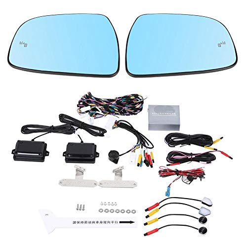 Best Price Hlyjoon Radar Blind Spot Sensor Maximum Detection Range 15M BSD Car Blind Spot Detection ...