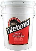 Wood Glue, 5 gal, Yellow