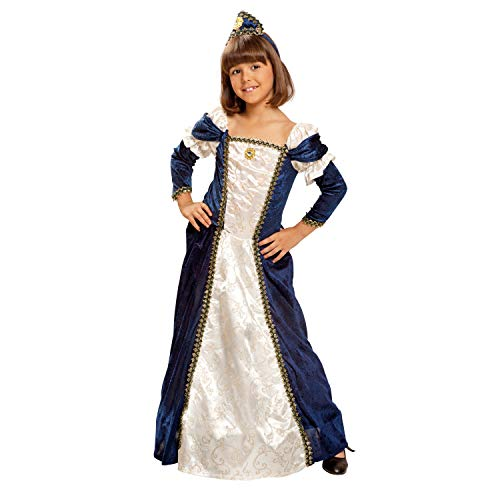 My Other Me Me-201157 Disfraz de dama medieval para niña, 10-12 años (Viving Costumes 201157)