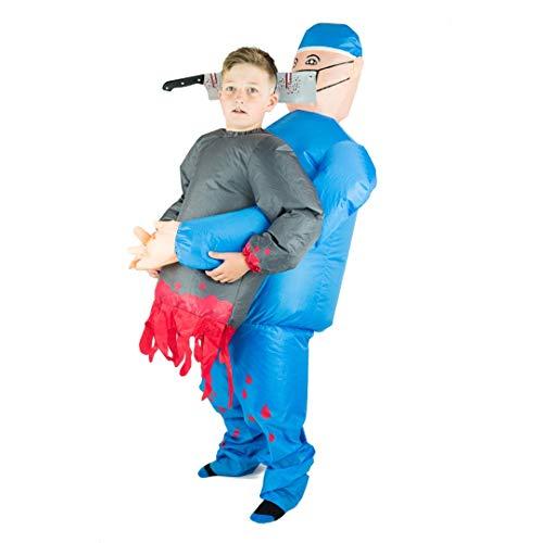Bodysocks® Costume Gonfiabile da Medico per Bambini