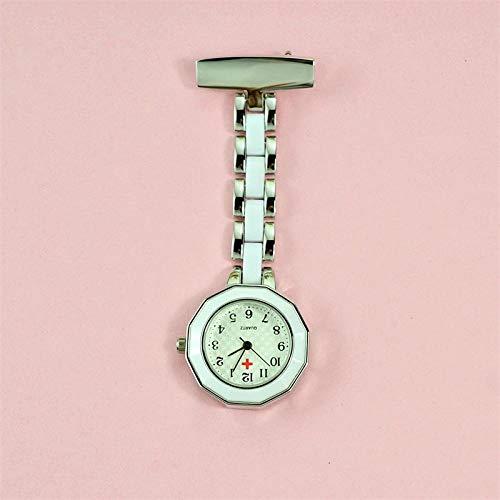 Reloj de Bolsillo Enfermera,Movimiento de Cuarzo Reloj de Enfermera Reloj de Pared,...