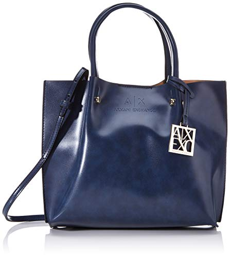 Armani Exchange Chic Small Shopping - Bolsa Mujer