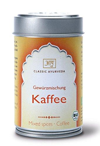 Classic Ayurveda - Bio Kaffee Gewürzmischung, 1er Pack (1 x 50g) - BIO