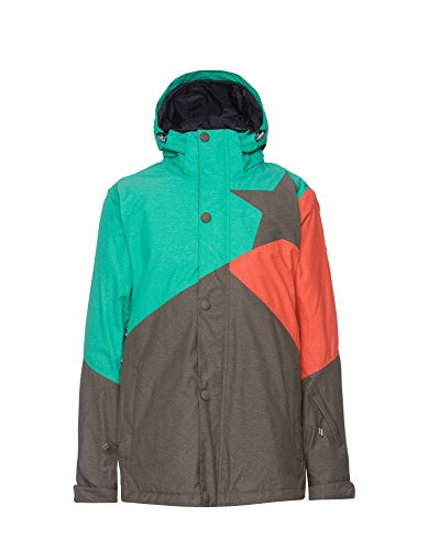Zimtstern Damen Snow Jacket Sarin Women, Tarmac, XS, 5620203368602
