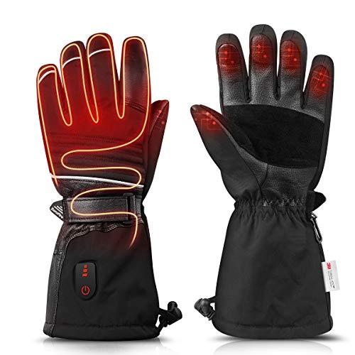 guantes recargables fabricante ZEROFIRE