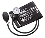 ADC 760-11ABK Prosphyg 760 Pocket Aneroid Sphygmomanometer with Adcuff Nylon Blood Pressure Cuff