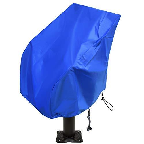 Funda para asiento de barco de tela Oxford resistente, 420D (azul)