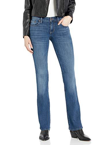 Lucky Brand Women's Mid Rise Sweet Bootcut Jean, Ocean Road, 32W X 30L