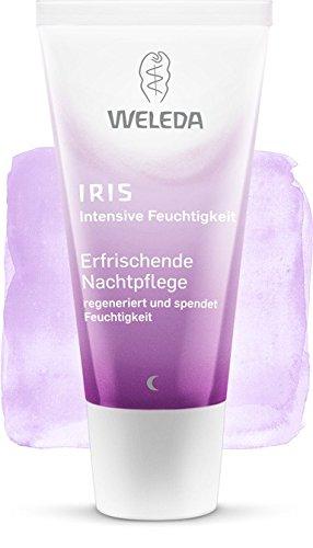 Iris intenive y refrescante Noche Juego de cuidado de cuidado 2x 30ml. regenera y fortalece spendet Humedad.