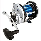 Lineaeffe Fishing Reel Imbobinato JD Trolling 500 Trolling Sea Boat Big Game
