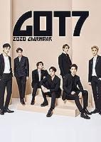 Got7 カレンダー 2020 K-Pop Band Logo Jb Mark Jackson 新しい A3 Wall Format