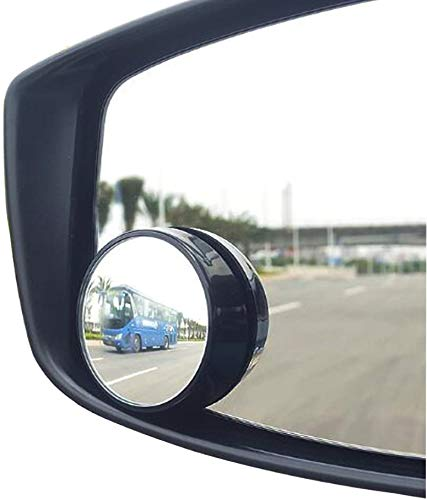 KEWAYO 2 Pack Automotive Blind Spot Mirrors