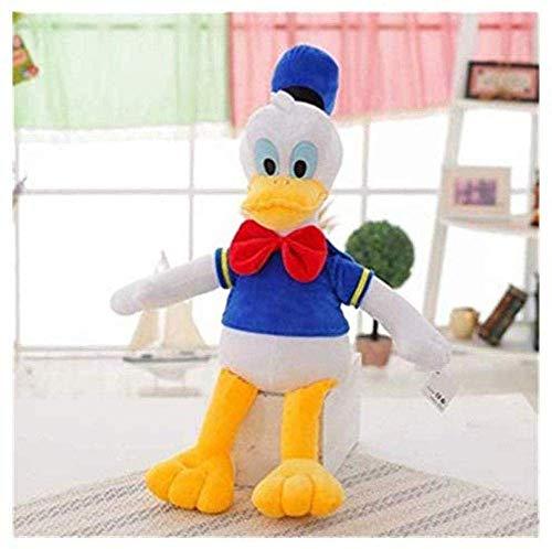 FENGK Mickey Mouse Minnie Donald Duck Daisy Llush Toy Lindo Goofy Dog Plutón Perro Lindo Juguete Niños Regalo 30 cm