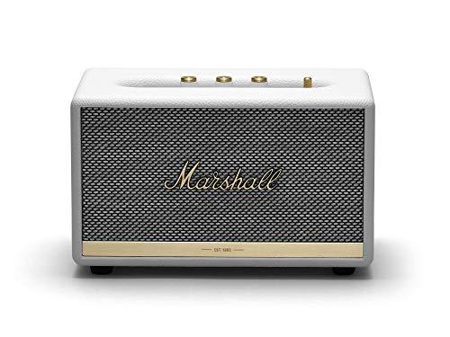 Marshall ACTONIIBTWHT Acton II Bluetooth Speaker - White 1002483