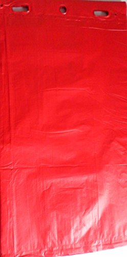 belloo Kotbeutel Rot 500 Stück, extra stark, Hundekotbeutel, Gassitüten, Hundetüten