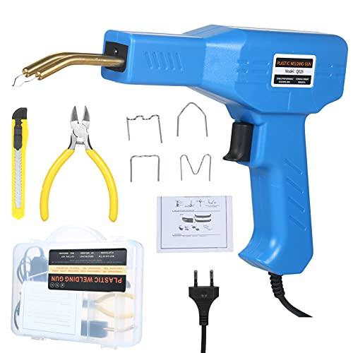 Pilvnar Soldador de Plastico Máquina Kit, Kit de reparación de Grietas de...