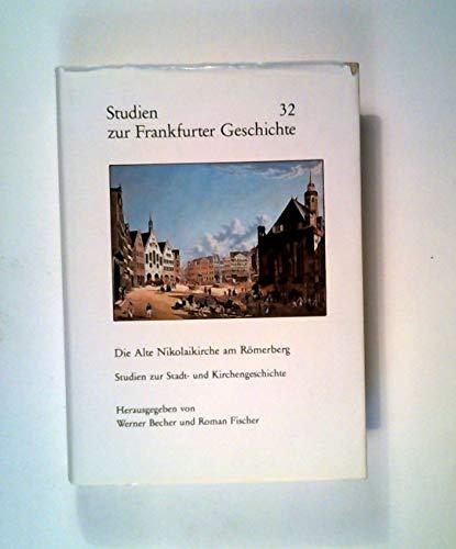 Studien zur Frankfurter Geschichte. 32.
