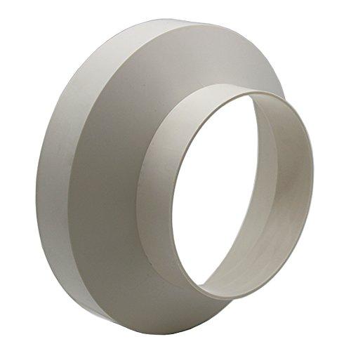 Succsale- Reduzierstück® für Rundrohre Ø 100/125 mm