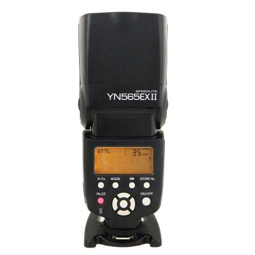 Yongnuo YN565 EX II Flash TTL para Camaras Canon EOS