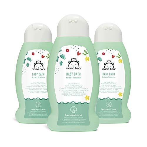 Marca Amazon- Mama Bear Gel de baño para bebés (Fórmula s