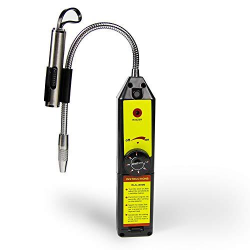 4 ALLTECH WJL-6000 pro Freon Refrigerant Halogen AC Leak Detector with...