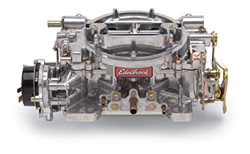 4-Barrel Air Valve Secondary Electric Choke Carburetor