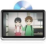 ヘッドレストモニター 10.1インチ DVDプレーヤー Android搭載 車載モニター 1080P液晶スクリーン HDMI出力 Bluetooth WIFIに対応 4500mAhバッテリー内蔵 12ヶ月メーカー保証 日本語説明書付属