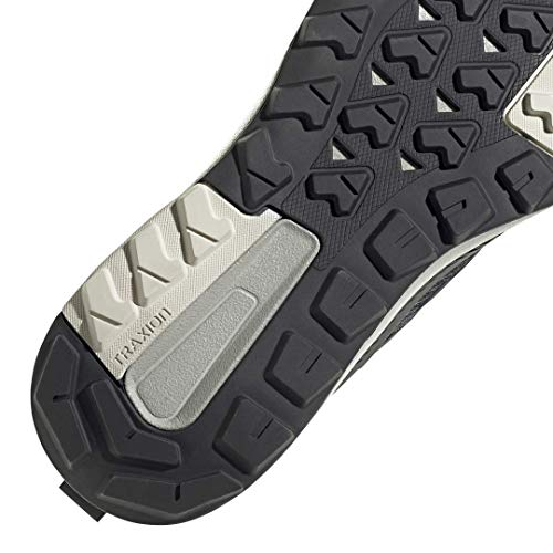 adidas Men's Terrex Trailmaker Hiking Walking Shoe, Core Black/Core Black/Alumina, 13
