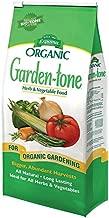 Espoma Garden-Tone Plant Food, Natural & Organic Fertilizer for an Abundant Harvest, 4 lb, Pack of 1