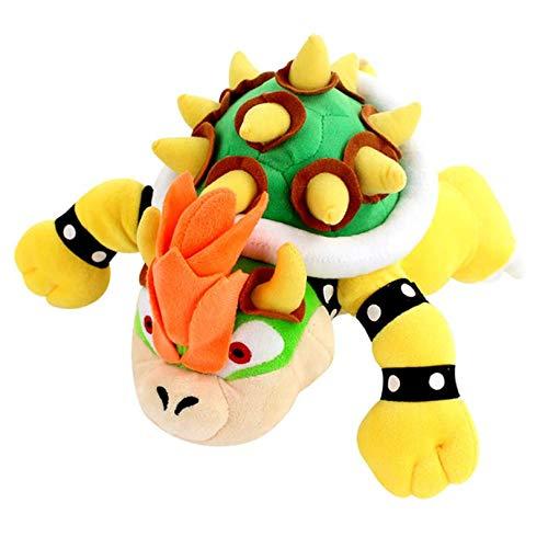 N/T Super Mario Bros 3D Land Bone Koopa Dragon Dark Bowser Lemmy Morton Roy Wendy Peluches Muñecos De Peluche Regalos para Niños 26Cm