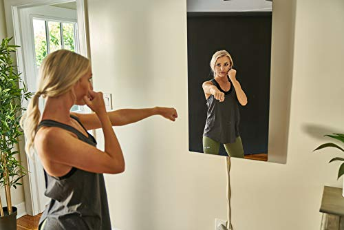 Product Image 3: Echelon Reflect 40in Smart Connect Fitness Mirror, Black