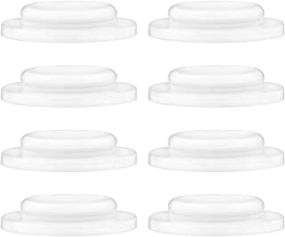 Maymom Write & Reuse Baby Bottle Labels for Daycare/Sealing Disc Suitable for Philips Avent Classic Bottles, Maymom Screw Ring ; NOT for Avent Natural Screw Ring
