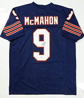 finest selection 7698c 0681a Amazon.com: JIM MCMAHON - Jerseys / Sports: Collectibles ...