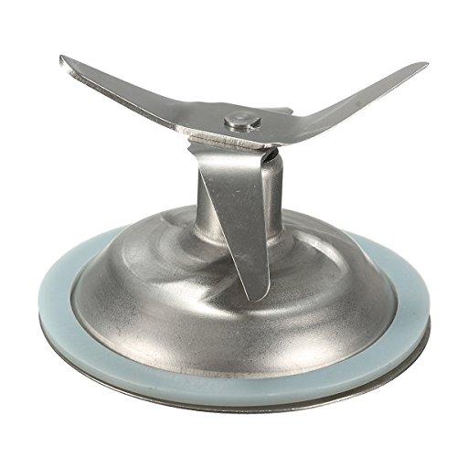 Wchaoen El ensamblaje del cortador de cuchillas transversales de la licuadora de acero inoxidable for Black & Decker reemplaza Accesorios para herramientas