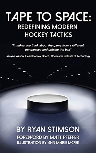 Tape to Space: Redefining Modern Hockey Tactics (English Edition)
