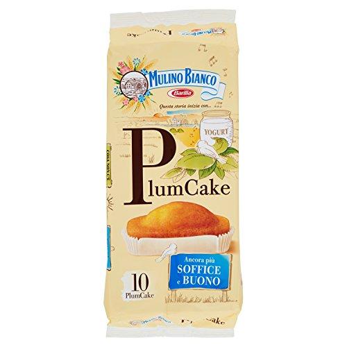 100x Mulino Bianco Plum Cake kuchen kekse Joghurt Yogurt Brioche Plumcake