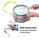 Immagine 2 ammoon rullante portatile colorful snare