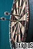 DARDOS: Libro de puntuación - Competición - Diana - Objetivo - Cricket