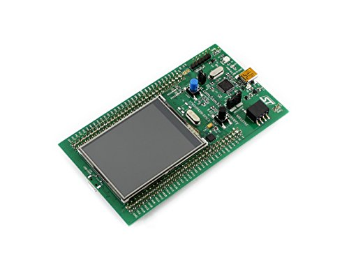 Waveshare STM32 Board 32F429IDISCOVERY On-board ST-LINK/V2-B Discovery kit with STM32F429ZI MCU ARM®Cortex®-M4 core