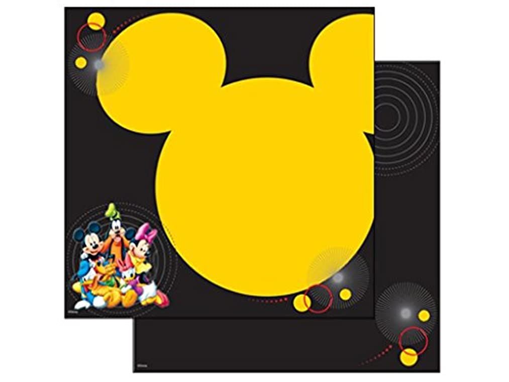 EK Success EK Paper 12x12 Disney Mickey & Friends Character