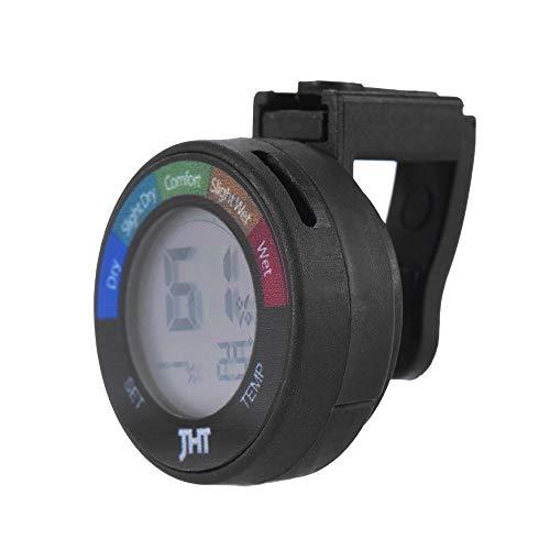Ammoon strumento digitale sensore di umidità e temperatura, termometro tester, igrometro con display LCD per pianoforte, chitarra, violino