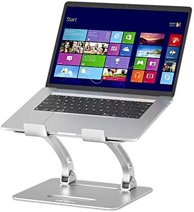 Laptop Stand Vansky Adjustable Height Ergonomic Laptop Holder Compatible with MacBook Dell HP product image
