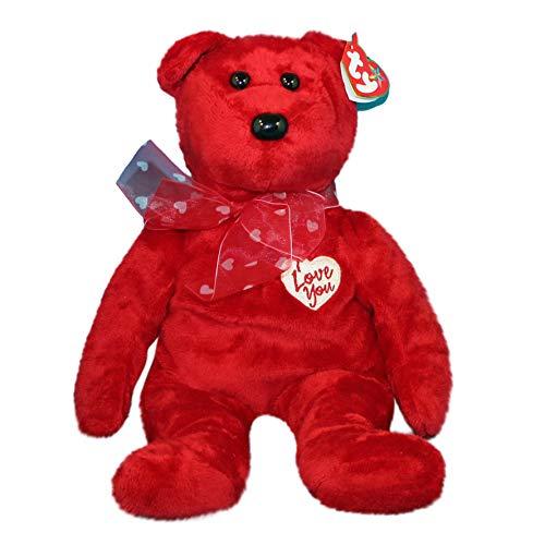 Beanie Buddies Ty Secret - Valentine's Bear