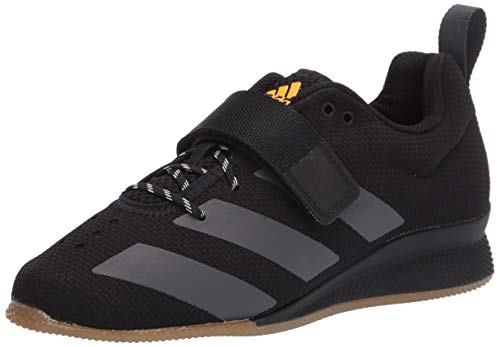 adidas Adipower Weightlifting II, Cross Trainer Hombre, Negro Gris Cristal Blanco, 40 EU
