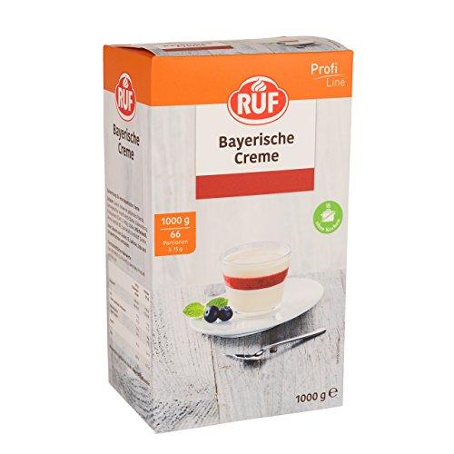 RUF Bayerische Creme Großpackung ohne Kochen, 1er Pack (1 x 1000 g)